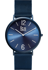 Montre City Milanese - Blue Matte 012712 - Ice-Watch