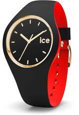 Montre ICE Loulou - Black Gold Medium 007235 - Ice-Watch