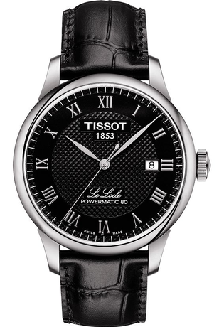 Montre Le Locle - Powermatic 80 T0064071605300 - Tissot - Vue 0