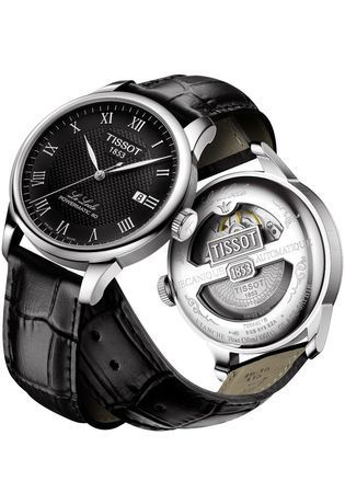 Montre Le Locle - Powermatic 80 T0064071605300 - Tissot - Vue 1