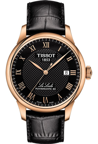 Montre Le Locle - Powermatic 80 T0064073605300 - Tissot - Vue 0
