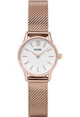 Montre La Vedette - Mesh Rose Gold/White  CL50006 - Cluse