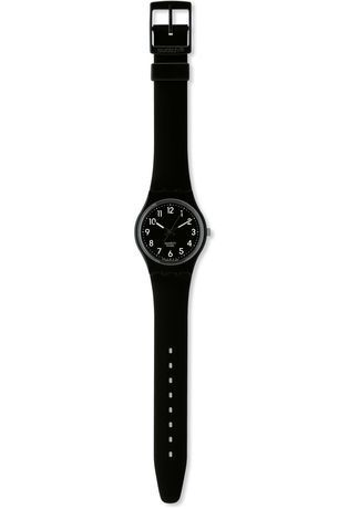 Montre Montre Femme, Homme Black Suit Soft GB247T - Swatch - Vue 1