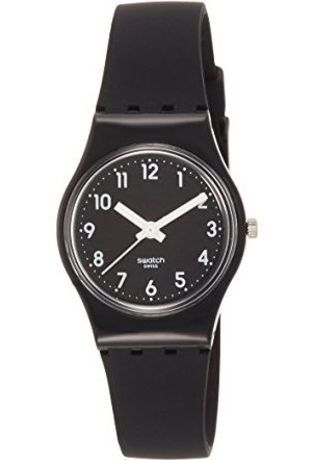 Montre Montre Femme Lady Black Single LB170E - Swatch - Vue 0
