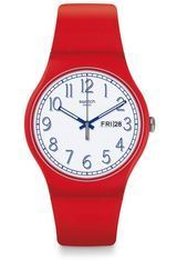 Montre Montre Femme, Homme Red Me Up SUOR707 - Swatch