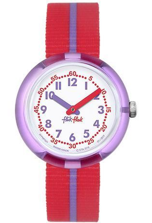 Montre Montre Fille Purple Band FPNP021 - Flik Flak - Vue 0