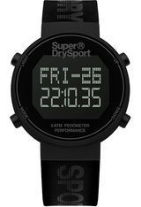 Montre Montre Homme DigiPedometer SYG203BB - Superdry