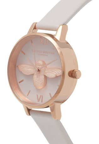 Montre Montre Femme Midi Moulded Bee OB16AM85 - Olivia Burton