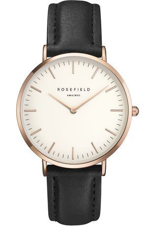 Montre Montre Femme THE BOWERY BWBLR-B1 - Rosefield - Vue 0