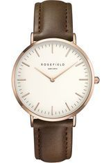 Montre Montre Femme THE BOWERY BWBRR-B3 - Rosefield