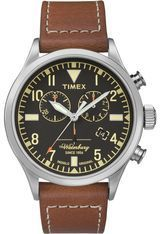 Montre Waterbury Chronograph  TW2P84300D7 - Timex