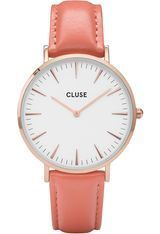 Montre Montre Femme La Bohème - Rose Gold White/Flamingo  CL18032 - Cluse