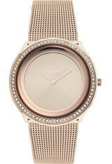 Montre Zuzori Crystal Rose Gold 47374/RG - Storm