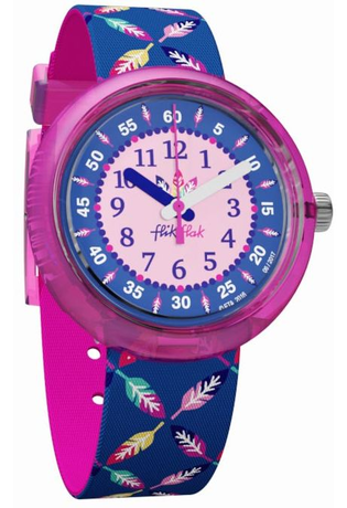 Montre Montre Fille Cool Feather FPNP016 - Flik Flak - Vue 0