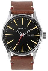 Montre Montre Homme Sentry Leather A105-019-00 - Nixon