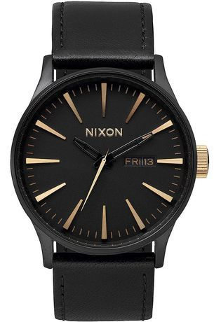 Montre Montre Homme Sentry Leather A105-1041-00 - Nixon - Vue 0