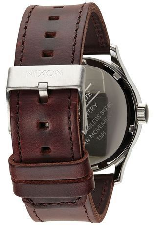 Montre Montre Homme Sentry Leather A105-1524-00 - Nixon - Vue 2