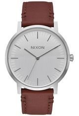 Montre Montre Homme Porter Leather A1058-1113-00 - Nixon