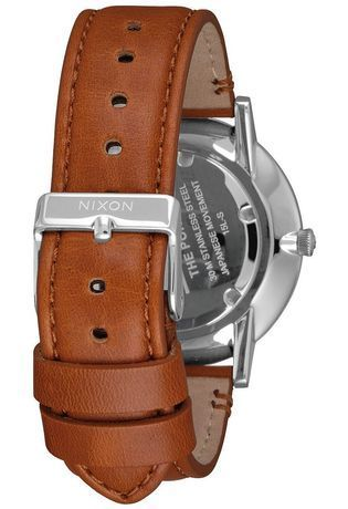 Montre Montre Homme Porter Leather A1058-2442-00 - Nixon - Vue 2