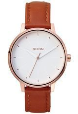 Montre Montre Femme Kensington Leather A108-1045-00 - Nixon
