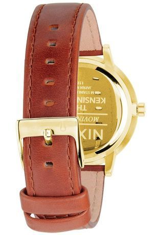 Montre Montre Femme Kensington Leather A108-1425-00 - Nixon - Vue 2