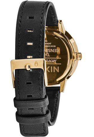 Montre Montre Femme Kensington Leather A108-1964-00 - Nixon - Vue 2