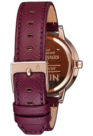 Montre Montre Femme Kensington Leather A108-2479-00 - Nixon - Vue 2