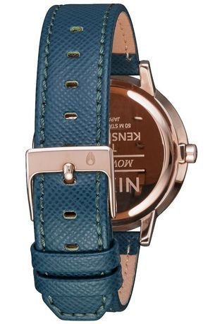 Montre Montre Femme Kensington Leather A108-2480-00 - Nixon - Vue 2