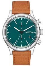 Montre Montre Homme Station Chrono Leather A1163-2535-00 - Nixon