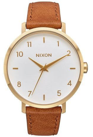 Montre Montre Femme Arrow Leather A1091-2621-00 - Nixon - Vue 0