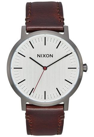 Montre Montre Homme Porter Leather A1058-2665-00 - Nixon - Vue 0