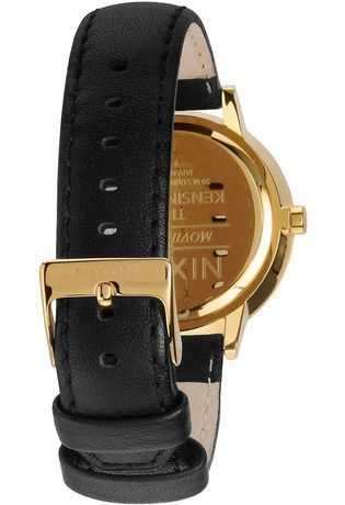 Montre Montre Femme Kensington Leather A108-501-00 - Nixon - Vue 2