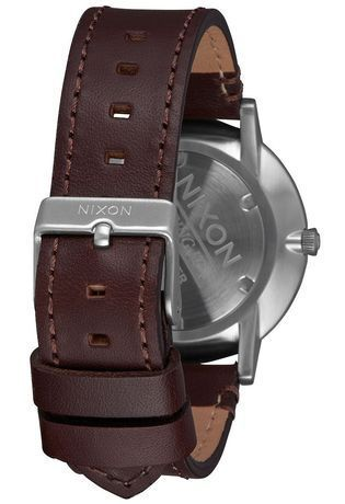 Montre Montre Homme Porter Leather A1058-879-00 - Nixon - Vue 2