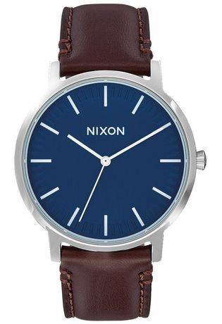 Montre Montre Homme Porter Leather A1058-879-00 - Nixon - Vue 0