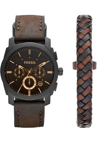 Montre Montre Homme Coffret Machine FS5251SET - Fossil - Vue 0