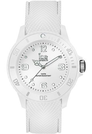 Montre Montre Femme ICE sixty nine - White Small 014577 - Ice-Watch - Vue 0