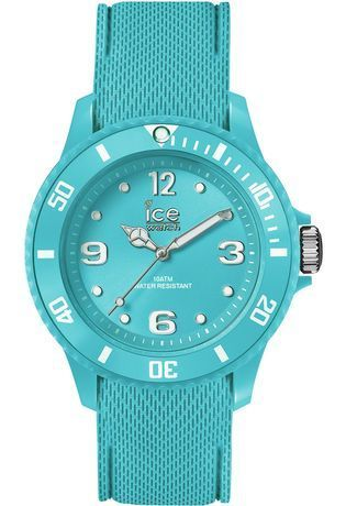Montre Montre Femme, Homme ICE sixty nine - Turquoise Medium  014764 - Ice-Watch - Vue 0