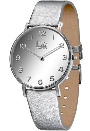 Montre Montre Femme ICE city mirror -Silver Small 014433 - Ice-Watch - Vue 0