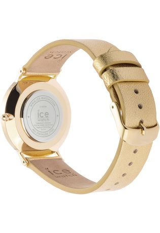 Montre Montre Femme ICE city mirror - Gold Small 014434 - Ice-Watch - Vue 2