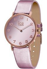 Montre Montre Femme ICE city mirror - Pink Rose Gold Small 014816 - Ice-Watch