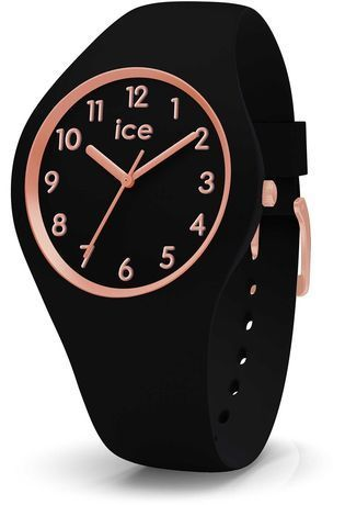 Montre Montre Femme ICE glam - Black Rose Gold Small  014760 - Ice-Watch
