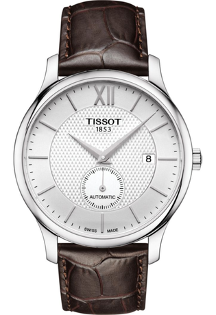 Montre Montre Homme Tradition Small Second T0634281603800 - Tissot - Vue 0