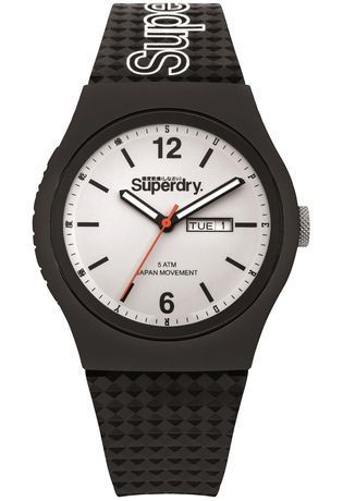 Montre Montre Homme Urban Day-Date SYG179WB - Superdry - Vue 0