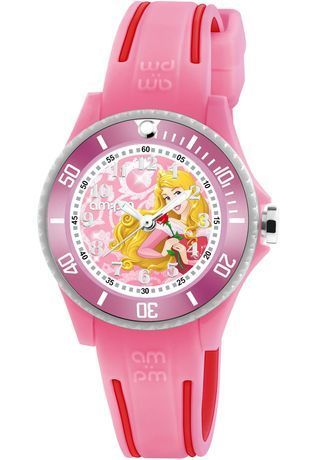 Montre Montre Fille Disney La Belle au Bois Dormant DP186-K469E - AM:PM