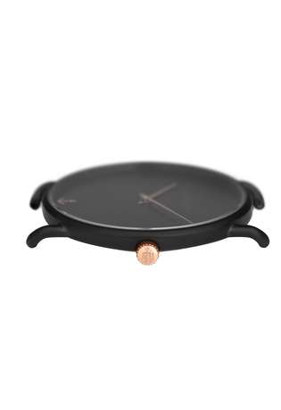 Montre Montre Femme Miss Ocean - Black Sunray Meshband Rose Gold  PH-M-B-BS-4S - Paul Hewitt - Vue 1