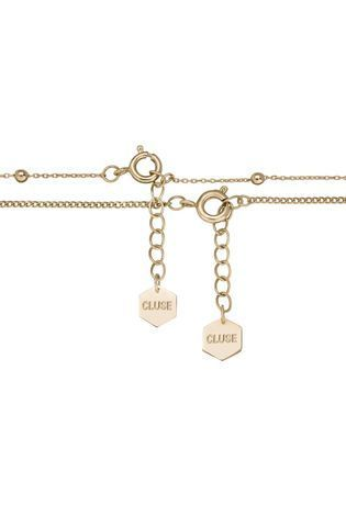 Bracelet Bracelet Femme Essentielle Gold Set of Two Fine Bracelets CLJ11010 - Cluse - Vue 2