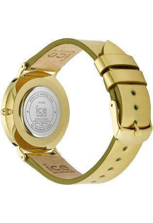 Montre Montre Femme CITY sparkling - Metal Gold Small 015090 - Ice-Watch - Vue 1