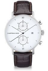 Montre Montre Homme Chrono CD03A0303F01A - Kapten & Son