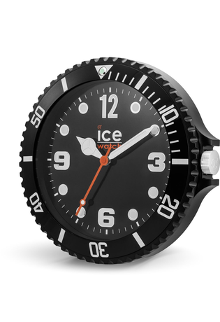 Montre Montre Femme, Homme ICE-WALL CLOCK Black 015203 - Ice-Watch - Vue 0
