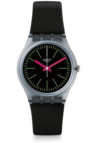Montre Montre Femme, Homme Fluo Loopy GM189 - Swatch - Vue 0